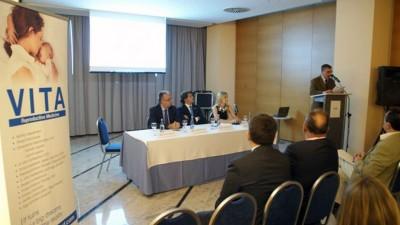 El alcalde de Benidorm y el delegado del Consell en la provincia de Alicante presentan VITA Medicina Reproductiva