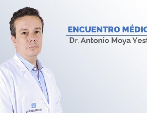 Encuentro médico con el Dr. Antonio Moya