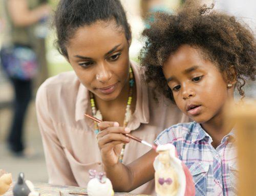 Cómo pasar tiempo con tus hijos: Ferias Familiares