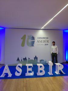 Enrique Olaya en el Congreso ASEBIR